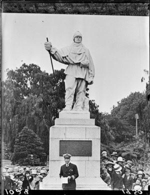 Statue of Captain Robert Falcon Scott, Christchurch