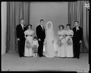 Kelliher and Whittaker Wedding