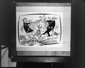 Hugh Sumpters, C/N Cartoon