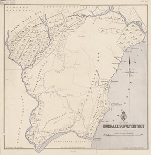 Hundalee Survey District [electronic resource].