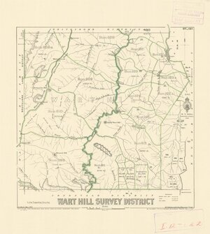 Wart Hill Survey District [electronic resource].