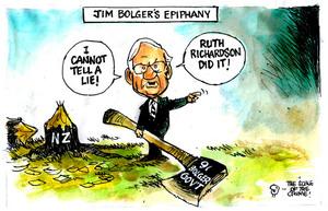 Jim Bolger's Epiphany