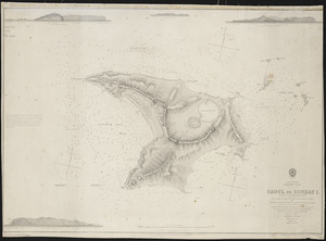 Raoul or Sunday I. [cartographic material] / surveyed by Captn. H.M. Denham.