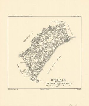 Otokia S.D. and part of East Taieri and Waihola S.Ds [electronic resource].