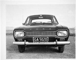 Ford Escort car