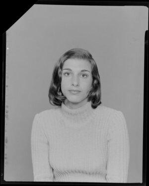 Portrait of Jan Lawson
