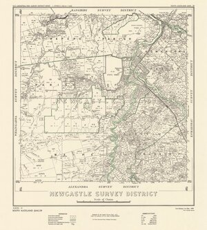 Newcastle Survey District [electronic resource].