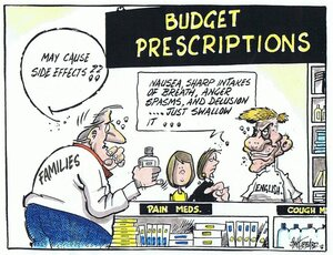 "Hubbard, James, 1949- :""May cause side effects??"" ... 20 May 2011"