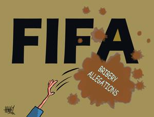 Hawkey, Allan Charles, 1941- :FIFA. 30 May 2011