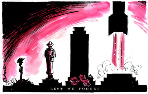 Armistice Day Lest We Forget