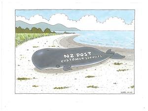 NZ Postshop closures