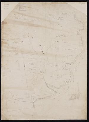 [Creator unknown] :County of Marsden, parish of Mangawai [ms map]. [ca 1870]