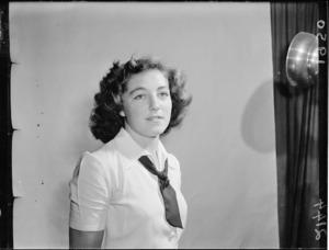 Elizabeth Moran, dux of Hutt Valley Memorial Technical College