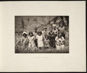 Maori children, Pipiriki