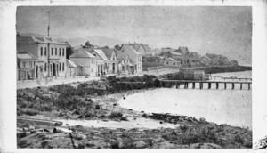 View of Lambton Quay, Wellington
