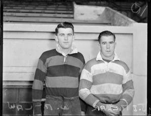 Triallists for the 1951 All Blacks