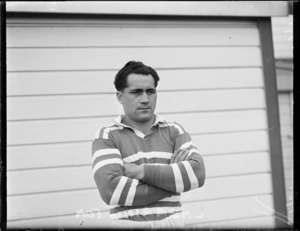Triallist for the 1951 All Blacks