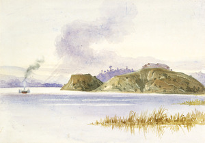 [Fox, William] 1812-1893 :The Bluff, Waikato [1864?]