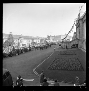 Opening of Parliament 1951