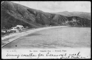Elmslies Bay, Marlborough Sounds