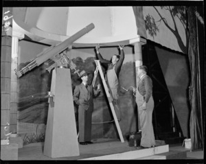 Constructing the set for Venus observed