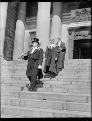 Presentation of a bill to the Governor General