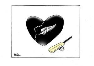 [Cricket World Cup heartbreak]