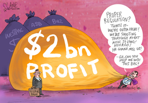 $2 billion profit - Regulation?