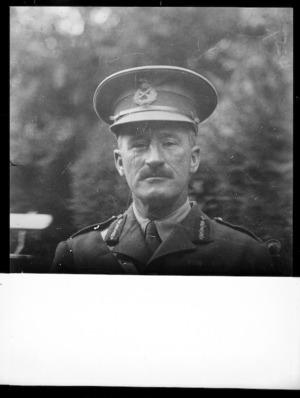 Brigadier General George Napier Johnston