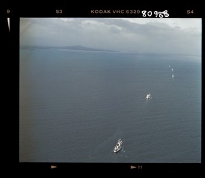 Royal New Zealand Navy ships, Canterbury, Monowai, Tui and two others
