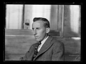 Portrait of P L Jones, IC