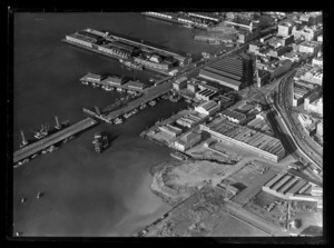 Auckland Waterfront reclamation