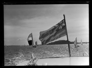 Yachting on Waitemata Harbour