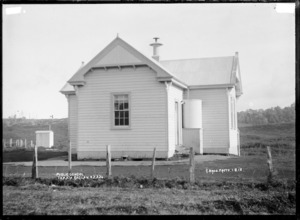 Te Mata School, Waikato District - Photograph taken by Gilmour Brothers