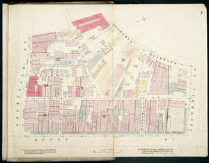 "Structural plans of the city of Auckland, N.Z. [cartographic material] : designed for fire insurance assessment and showing the ""conflagration hazard"" / by F. Oliver Jones."