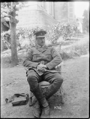 Lieutenant Colonel Henry Maitland (Jumbo) Wilson