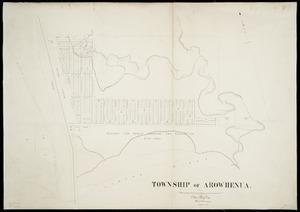 Township of Arowhenua [cartographic material] / Sam Hewlings Chief surveyor.