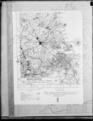 Plan of Whenuapai Airport