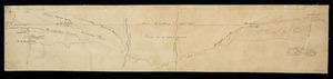 [Creator unknown] :[Boundary changes, Tukituki River region] [ms map]. [1851?]