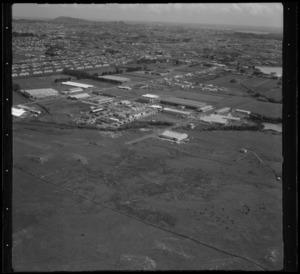 Land and factories, Carbine Road area, Mount Wellington, Auckland