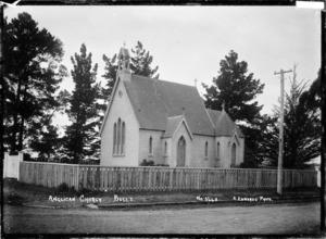 St Martin's Church, Bulls - Photograph taken by A Edwards