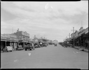 Whitaker Street, Te Aroha