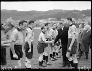Chatham Cup soccer final
