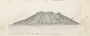 [Buchanan, John], 1819-1898 :The little Barrier from the north. [ca 1860]