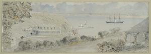 Williams, Edward Arthur 1824-1898 :Auckland Jan [1866?]