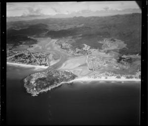 Tairua Harbour, Thames-Coromandel area, including Tairua, Tokaroa Point, and Pauanui