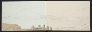 [Cookson, Janetta Maria] 1812-1867 :Porirua Heads, 13th Dbr 1861. Wellington.