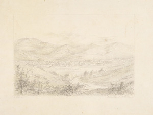 Norman, Edmund 1820-1875 :Township of Nelson. [1860s].