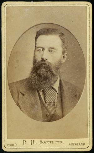 Bartlett, Robert Henry fl Auckland 1875-1880 : Hon G B Morris (Captain)