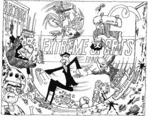 Brockie, Robert Ellison 1932- :Election. Extreme Sports Finals. National Business Review. 26 July 2002.
